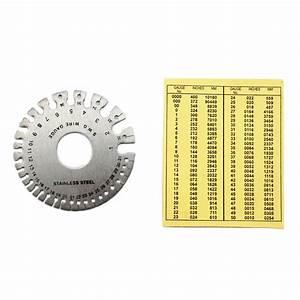 Universal Tool Standard Round Precision Measurement