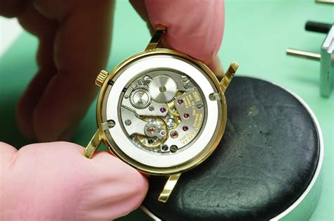 servicing rolex cellini calibre 1602 manual wind movement the quiet watch welwyn watches