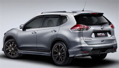 nissan  trail impul edition launched  rmk