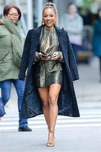 Karrueche Tran Classy Fashion 02/15/2019