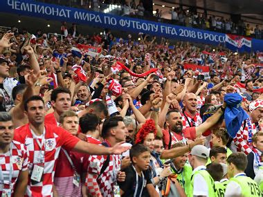 Fifa World Cup France Croatia Return Familiar