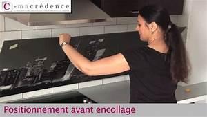 Poser Une Credence : pose simple d 39 une cr dence cmacr dence youtube ~ Melissatoandfro.com Idées de Décoration