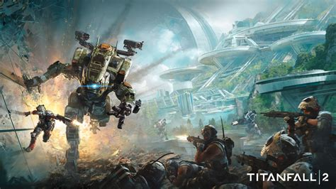 titanfall   game  wallpapers hd wallpapers id