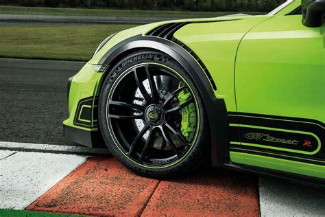 Techart Unleashes Porsche 911 Turbo Gtstreet R Forcegtcom