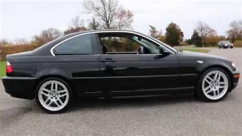 ~~sold~~2004 Bmw 330ci For Sale~black On Black~sport Pkg~6