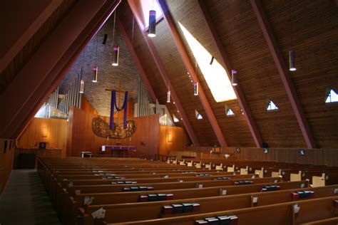 Built St. Louis | Mid-Century Modern | Grace Episcopal ...