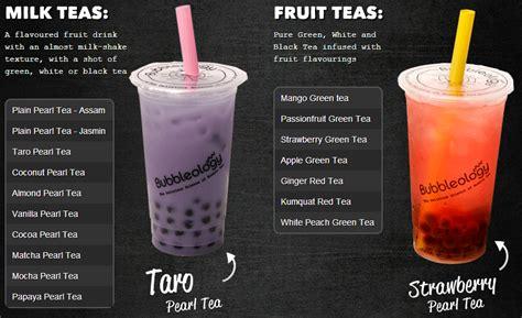 boba tea flavors what s your favourite bubble tea flavour and introduction to bubble tea for newbies food