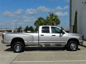Sell Used 2003 Dodge Ram 3500 4x4 6 Speed 5 9l Cummins Diesel Dually Quad Cab Long Bed In