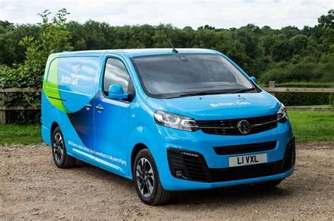 Vauxhall secures record Vivaro-e order from British Gas ...