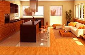 Flooring Ideas For Living Room And Kitchen by 20 Stunning Kitchen Flooring Ideas For Your Home