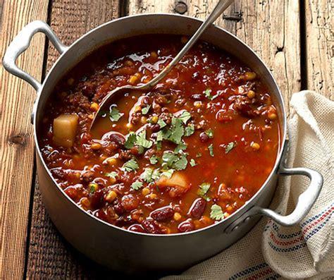 magazine recette de cuisine chili con carne betty bossi