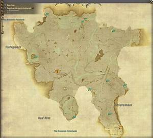 Aether Current Locations