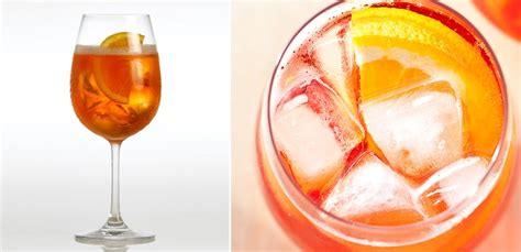 recette de cuisine d été cocktail spritz véritable recette prosecco