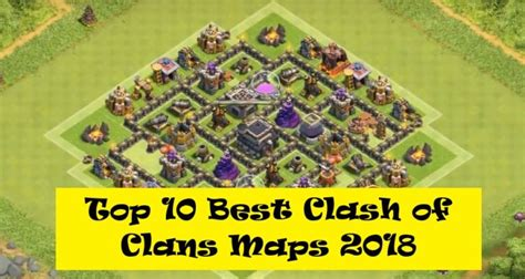 top   clash  clans maps  attackia clash