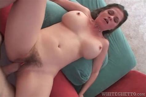 Hairy Mom Pumped In Her Gorgeous Pussy Milf Porn