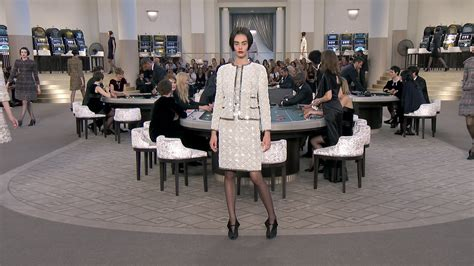 siege social chanel fall winter 2015 16 haute couture chanel