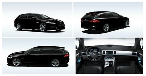 habillage siege auto cuir jaguar xf black edition