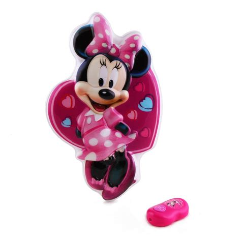 minnie mouse light minnie mouse talking room light only 6 99 reg 40