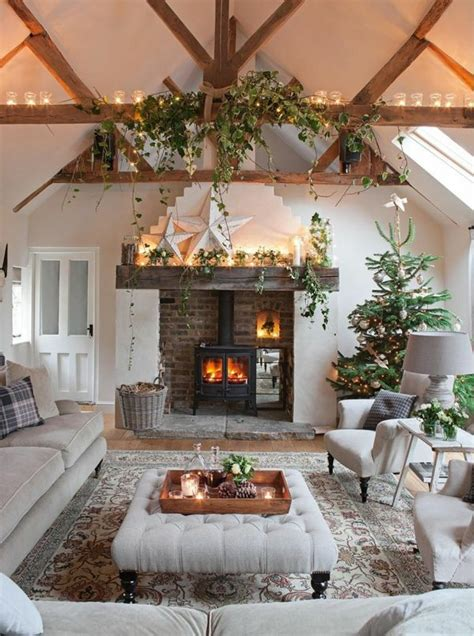 great ideas for white christmas decorations one decor