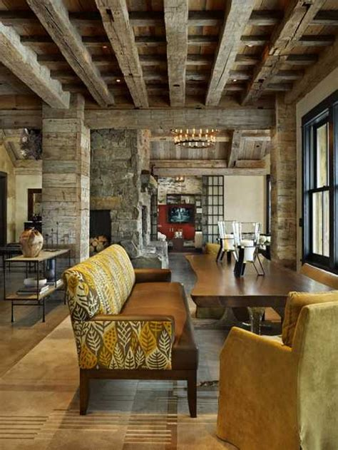 interior design  reclaimed wood  rustic decor  country home style