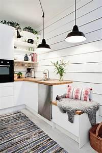 comment amenager une petite cuisine ouverte kirafes With comment agencer une petite cuisine
