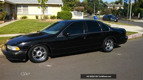 1994 Chevy Impala Ss Chevrolet Lumina Ss Pictures