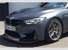 BMW M4 GTS glänzt auf TuningFelgen BBS FIR in 19 und 20 Zoll
