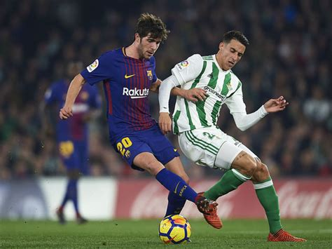 Barcelona vs Real Betis Preview: How to Watch, Live Stream ...