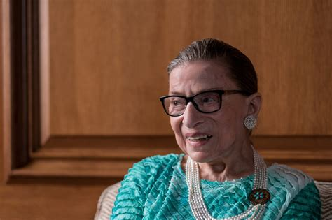Ruth Bader Ginsburg Does Not Intend To Retire Anytime Soon
