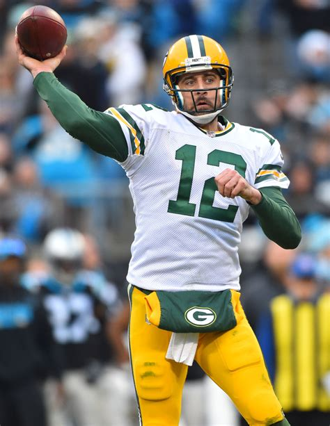 packers place aaron rodgers  ir