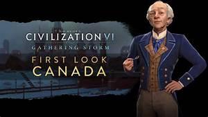 Firaxis Finally Adds Canada In Civilization Vi  Gathering Storm