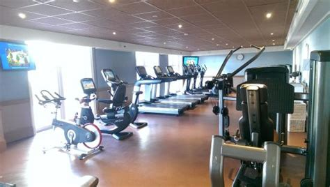 salle de sport picture of disney s newport bay club chessy tripadvisor