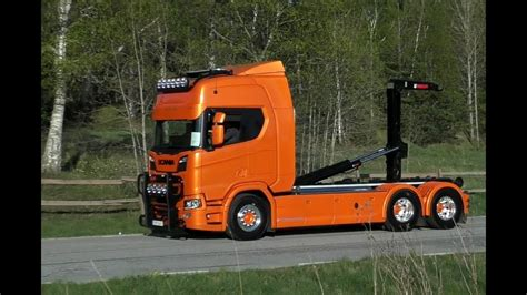 Stockholm Truck Meet 2018 Youtube