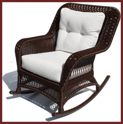 princeton outdoor wicker rocker traditional outdoor