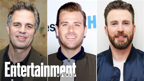 Mark Ruffalo & Chris Evans' Brother React To Him Sharing ...