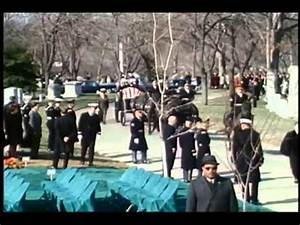 Apollo 1 Funerals at Arlington and West Point - YouTube