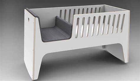 Jäll Und Tofta by Convertible Baby Cradle With Rocking Chair For Parents