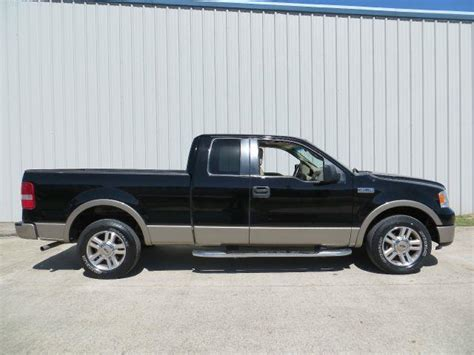 2005 Ford F 150 Lariat SuperCab 2WD 5.4L In Houston TX