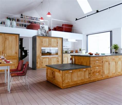 cuisine moderne en bois charles rema fabricant de cuisines haut de gamme