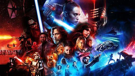 Star Wars: Sequel Trilogy Wallpaper by The-Dark-Mamba-995 ...