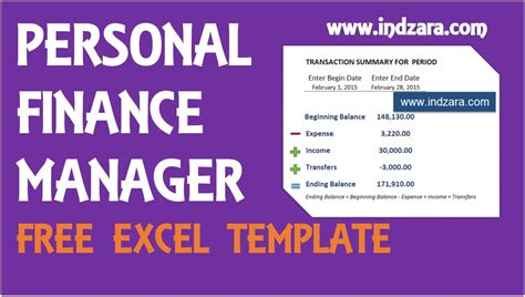 Free Excel Budget Template V2