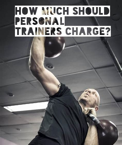 How Much Should You Charge As A Personal Trainer?
