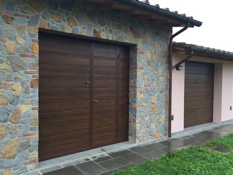portoni sezionali garage prezzi portoni da garage sezionali o basculanti made in italy