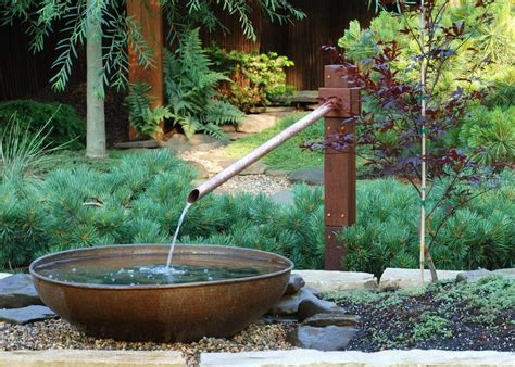 minneapolis modern water fountains landscape asian with