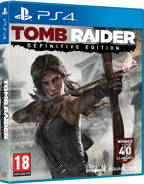definitive edition  tomb raider coming