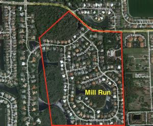 Mill Run Amenities  Mill Run Naples Real Estate