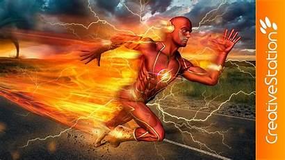 Flash Speed Photoshop Zbrush Poser