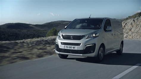 New Peugeot Expert  Press Film Youtube