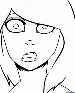 Drawings Of Cartoon Faces - DRAWING ART IDEAS