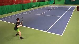 Ben McClurg, Northern Ireland Tennis Smart Player, US ...